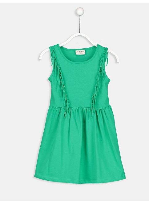 LC Waikiki Elbise Yeşil